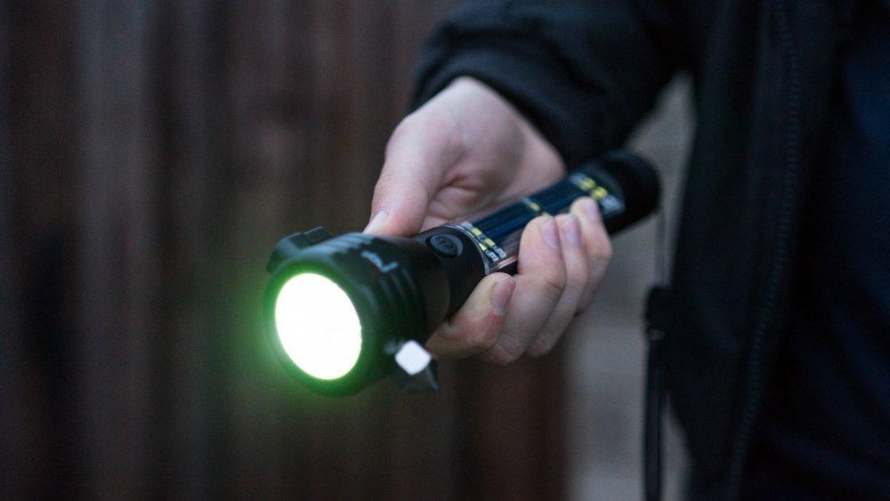 LED Flashlight 5 - Bee-Secure UK